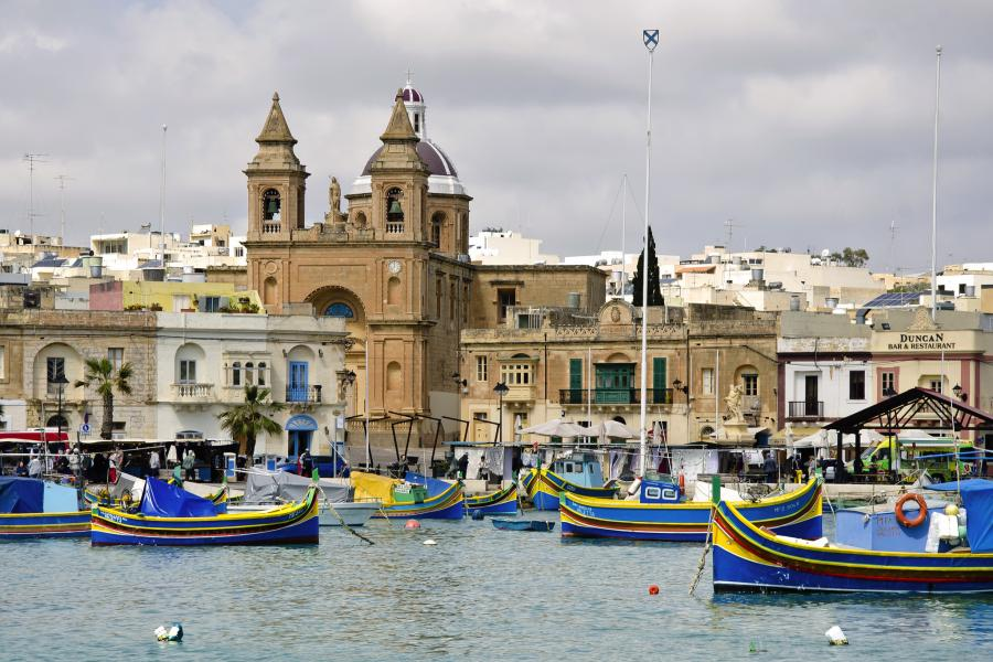 Malta 9H3NH Tourist attractions spot
