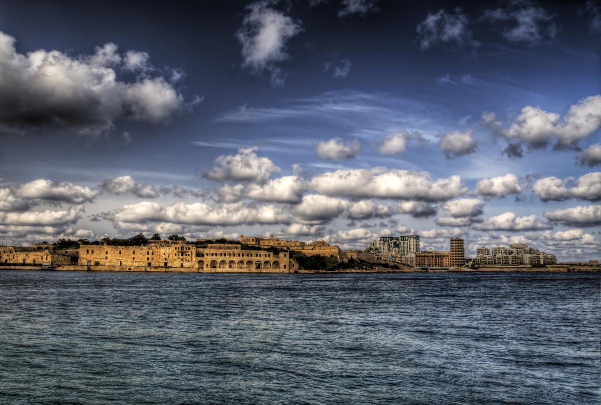 Malta 9H3XG Tourist attractions spot Valletta