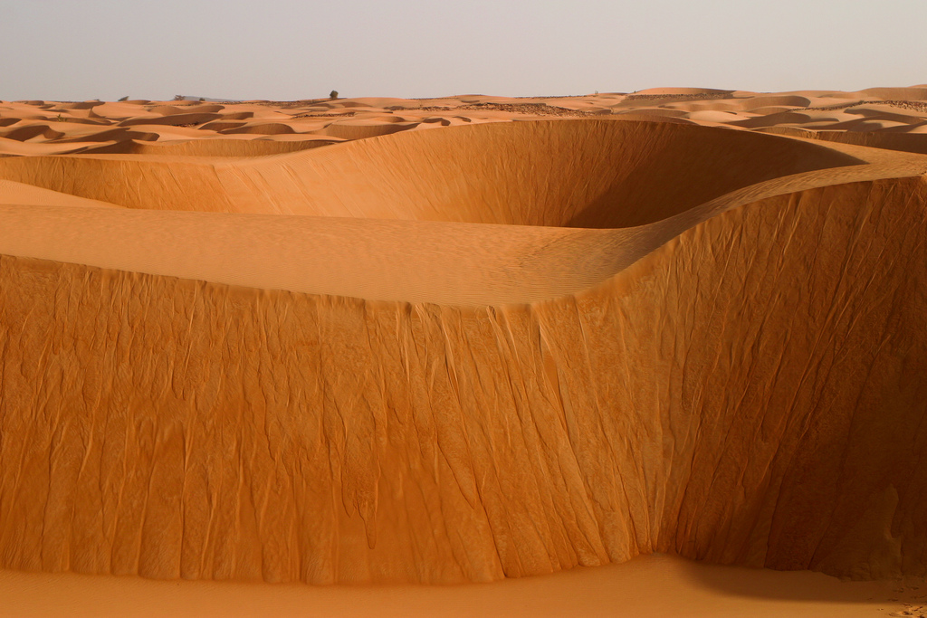 Mauritania 5T5OK Tourist attractions spot Dunes Adrar