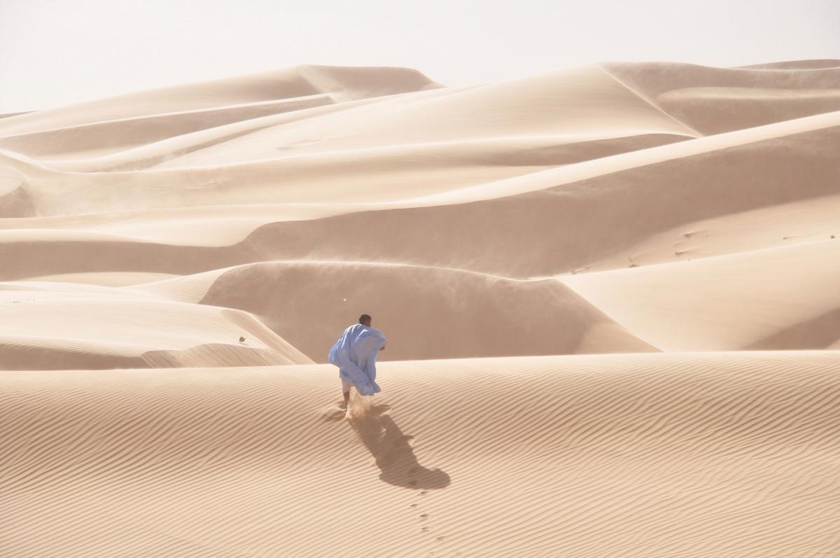 Мавритания 5T5OK Адрар