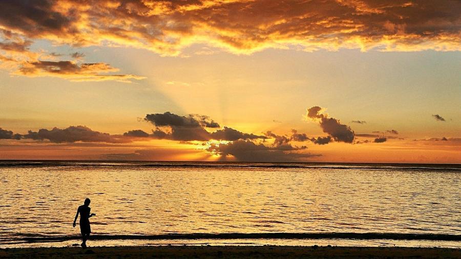 Mauritius Island 3B8/HB9ARY Tourist attractions spot