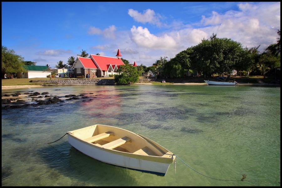 Mauritius Island 3B8HE