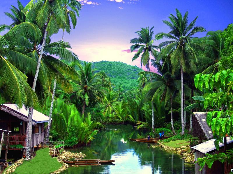 Mindanao Island VK3FY/DU8