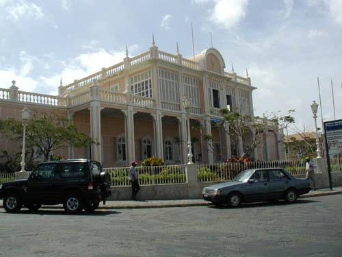 Минделу Остров Сан Висенти Кабо Верде Мерия
