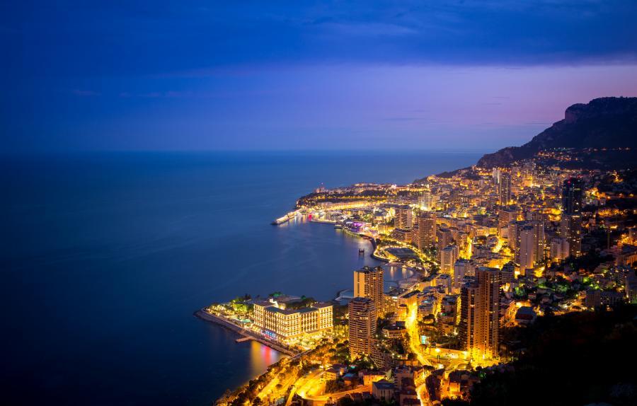 Monaco 3A/DF8DX Monte Carlo