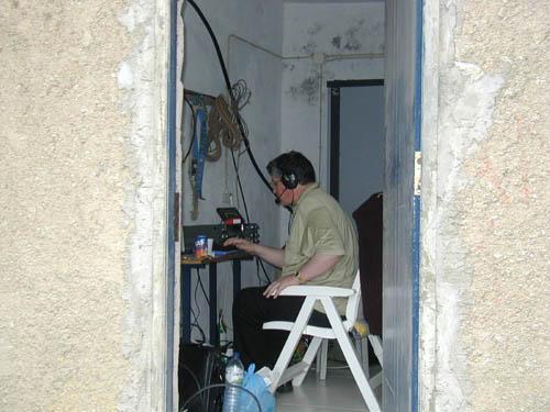 Монте Верде Остров Сан Висенти Кабо Верде 4L5A WPX SSB 2002