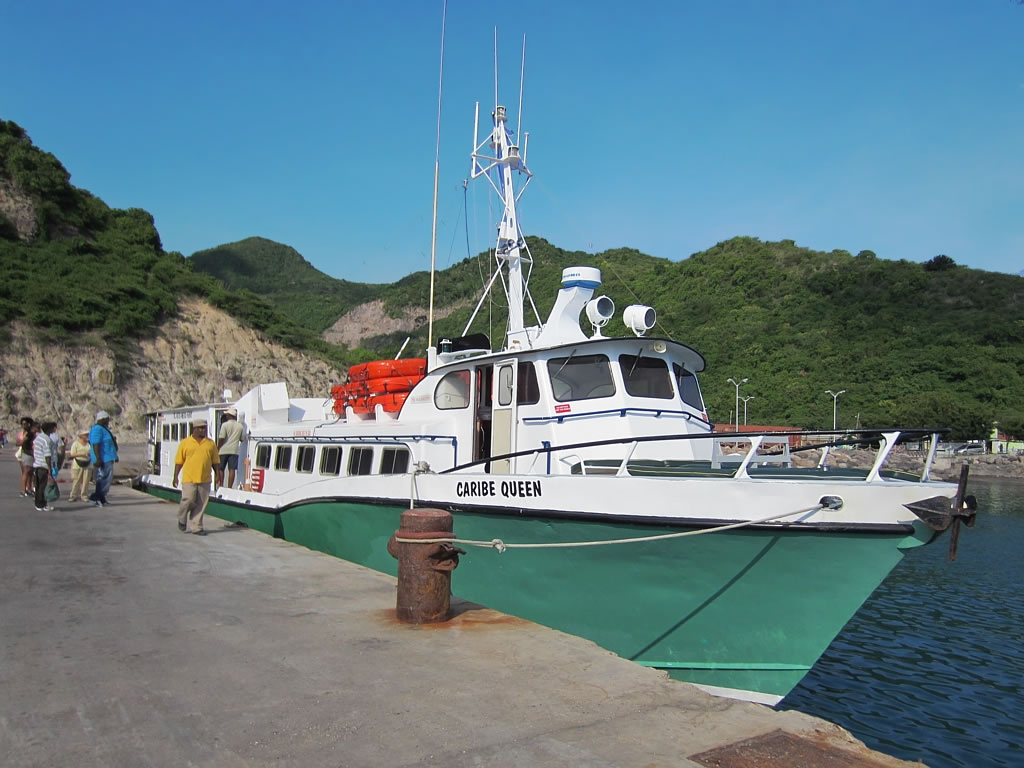 Montserrat Island VP2MDL DX News Caribe Queen