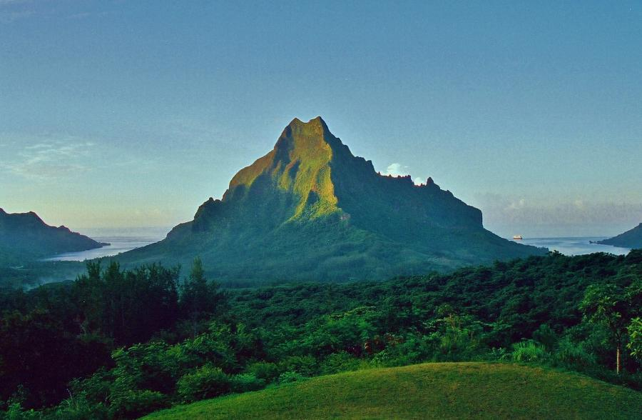 Moorea Island TX5EG French Polynesia Belevidre