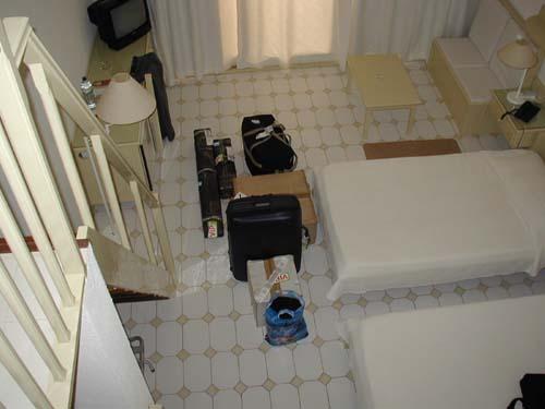 Гостиница Морабеза Санта Мария Остров Сал Кабо Верде Наш багаж