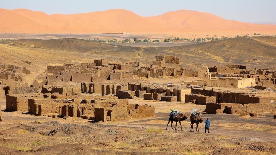 Марокко CN2VB