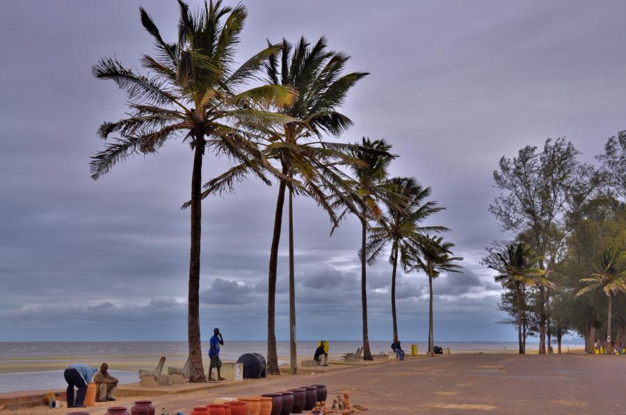Мозамбик C91CCY Туристические достопримечательности