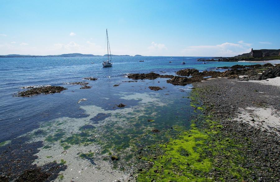 Mull Island 2M0GUA Tourist attractions spot