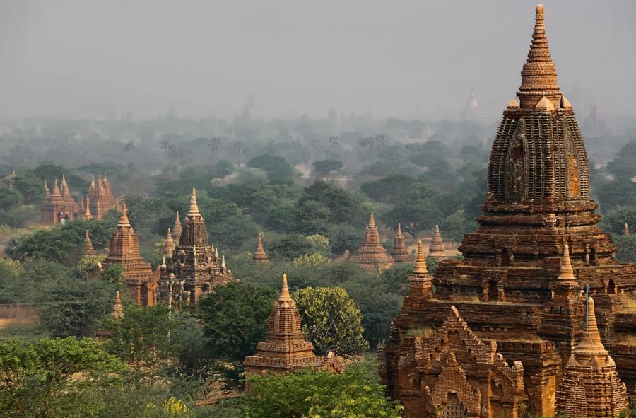 Myanmar XZ1A Bagan