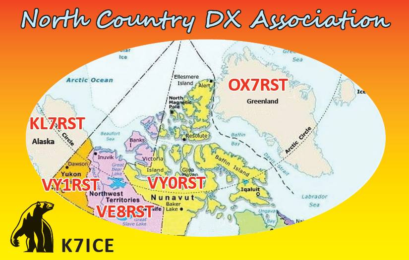 North Country DX Asscociation Amateur Radio