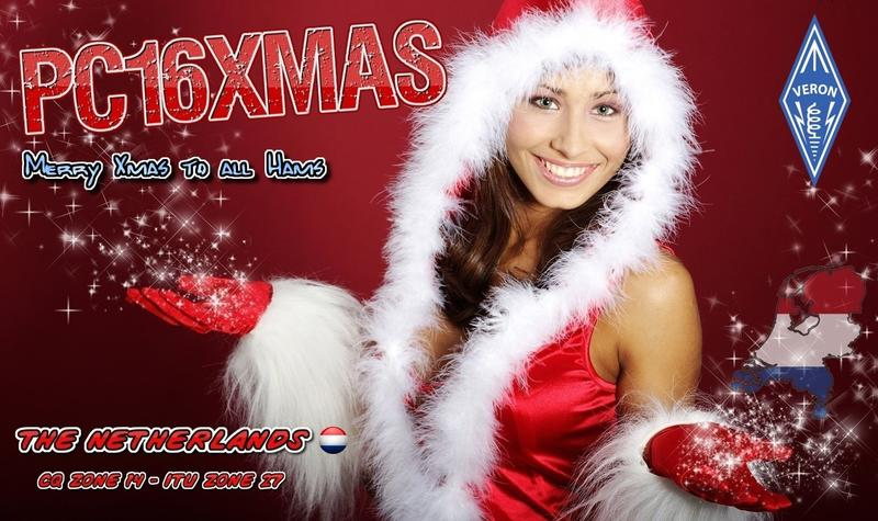 Netherland PC16XMAS Christmas