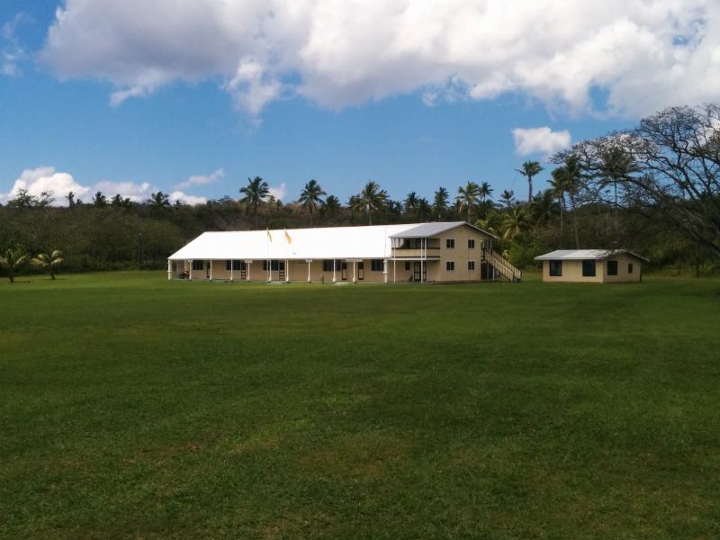 Niue E6AC QTH
