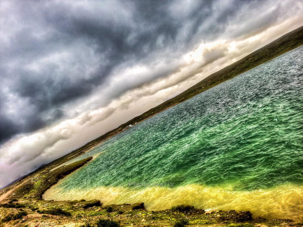 OA7/AE2L Laguna Sibinacocha Peru Tourist attractions spot