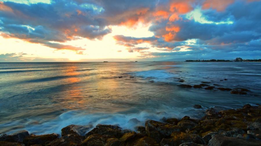 Остров Оаху KH7Q Туристические достопримечательности