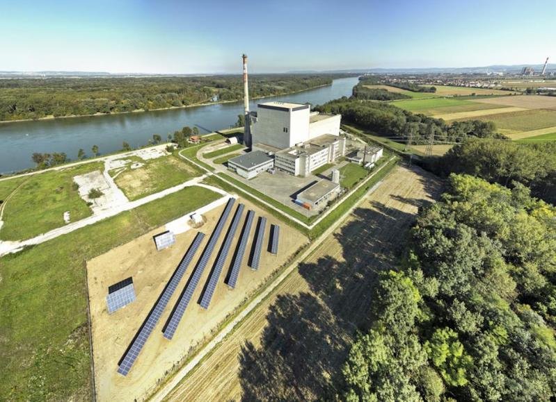 OE17ATOM Austria Nuclear Plant