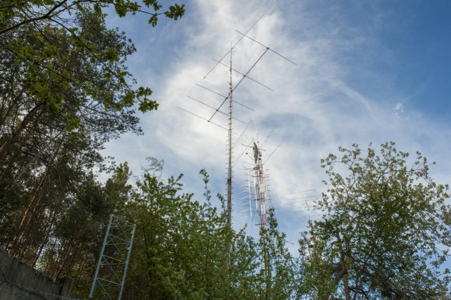 OL3Z Contest Station 10m Antenna