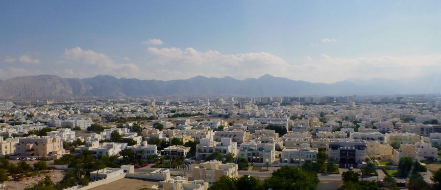 Oman A44A DX News Muscat