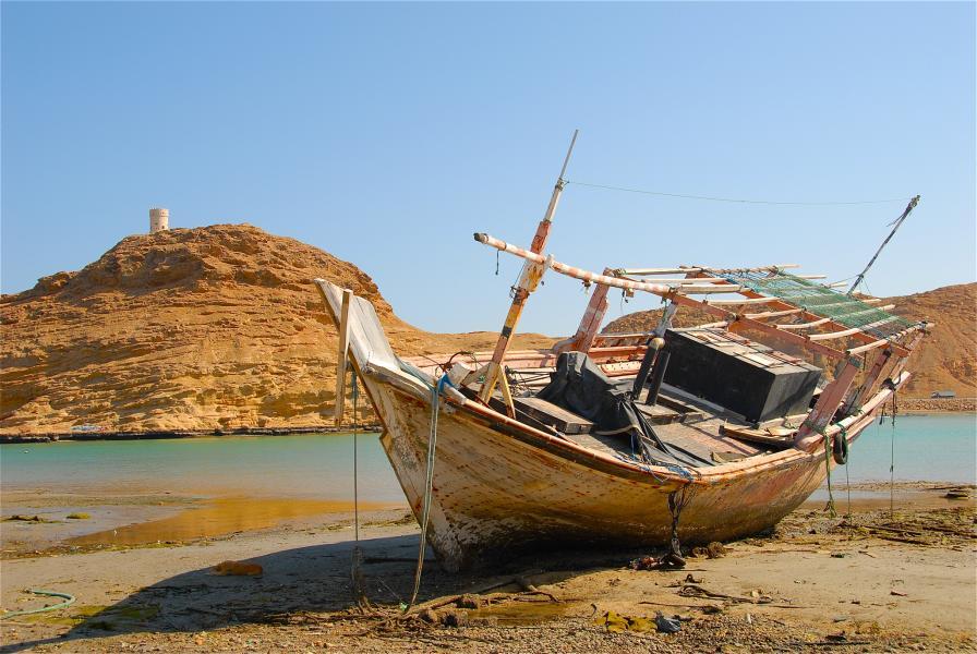 Оман A44A Сур, Аш Шаркиях.