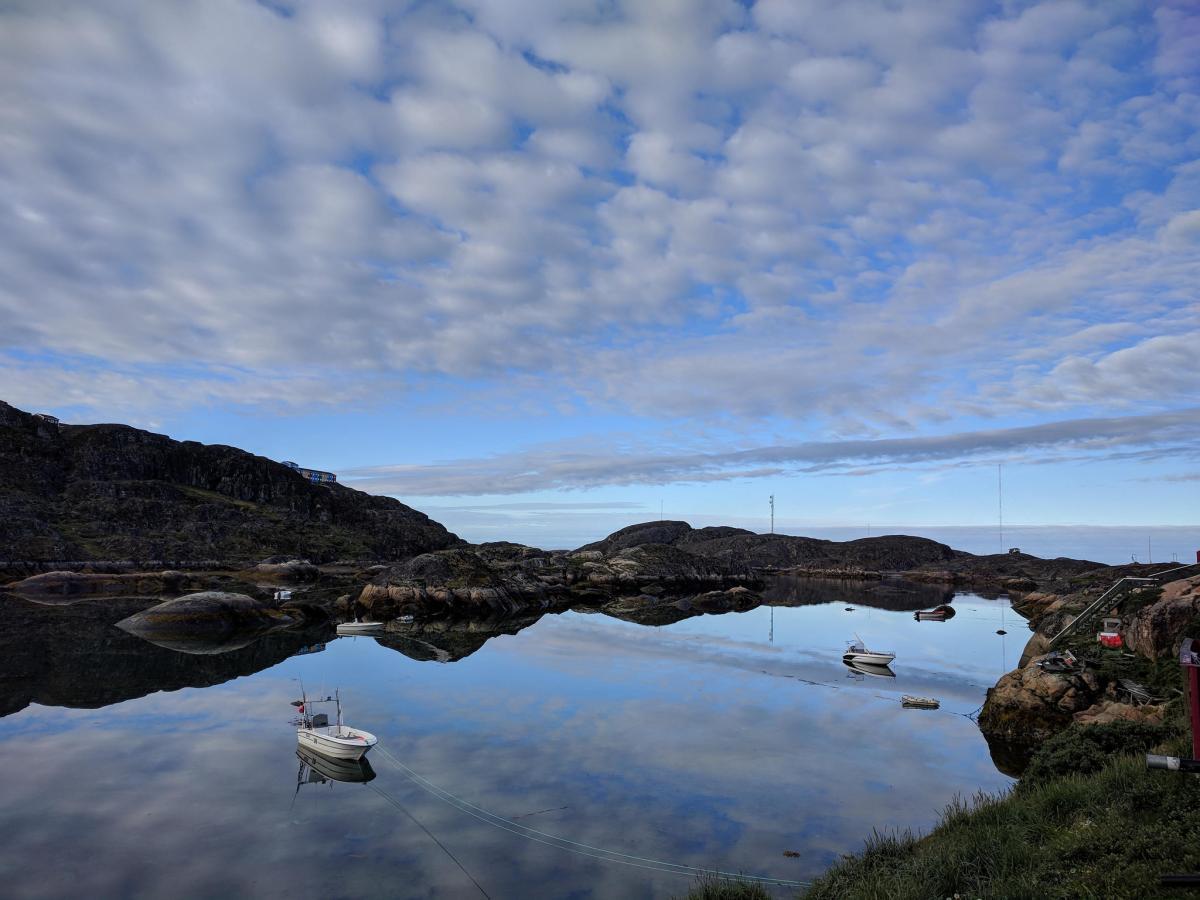 OX3LX Сисимиут, Гренландия. DX Новости.