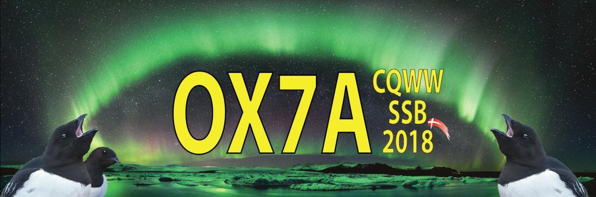 OX7A Greenland Logo