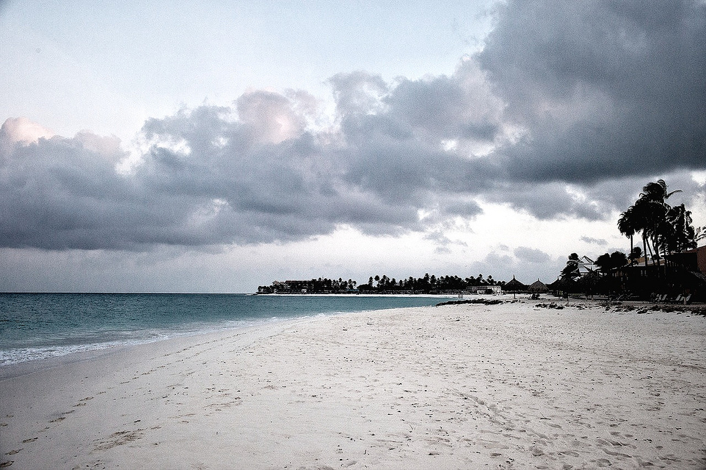 P40EU Aruba Island DX News Druiff Beach