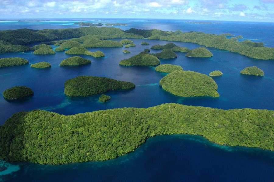 Palau T88DT Tourist attractions spot