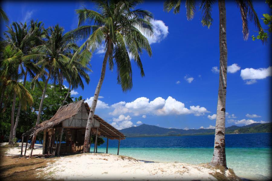 Palawan Island DU1/KE0BRZ Tourist attractions spot