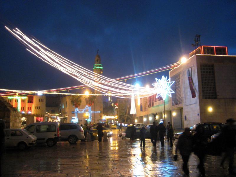 Palestine E44CM Tourist attractions spot Bethlehem.
