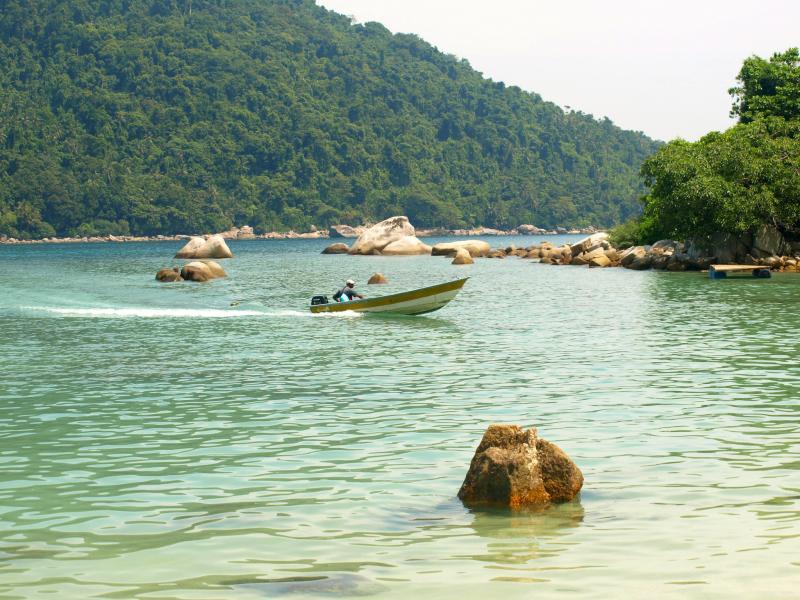 Perhentian Besar Island 9M2/IK2PFL DX News Perhentian Islands