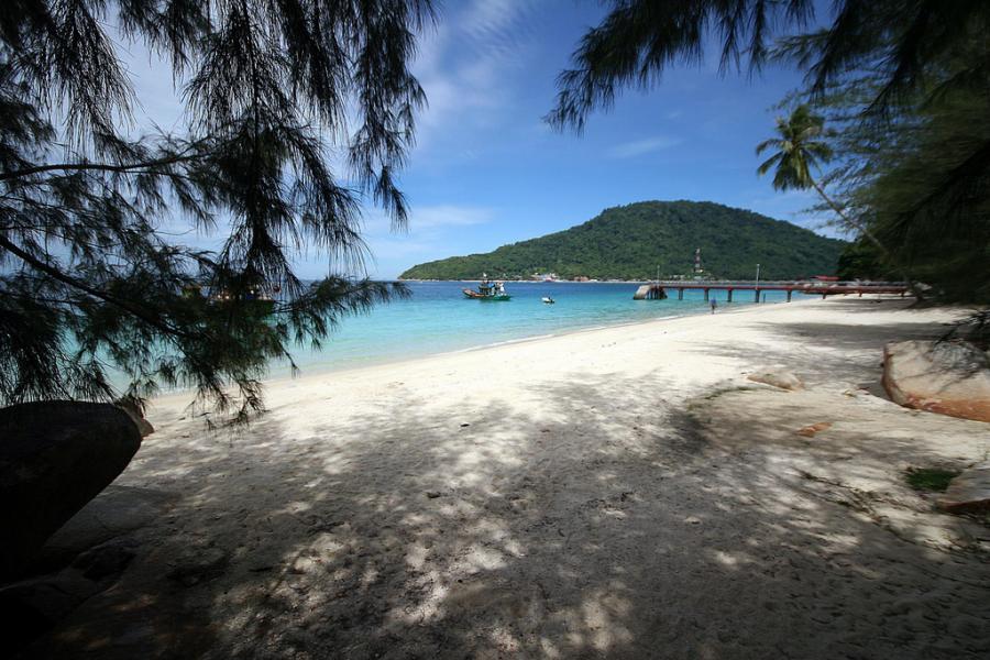 Perhentian Besar Island 9M2/IK2PFL Tourist attractions spot Perhentian Islands