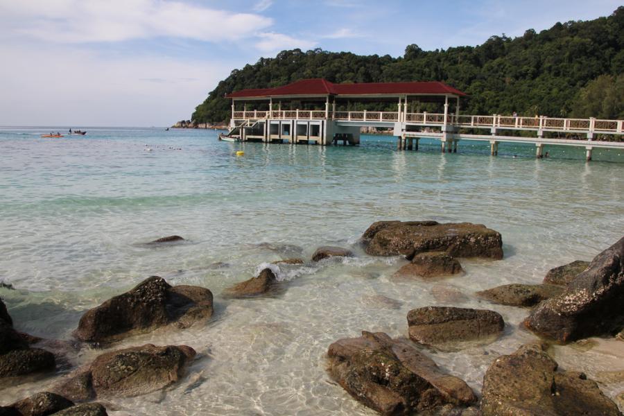 Perhentian Besar Island 9M2/IK2PFL Perhentian Islands
