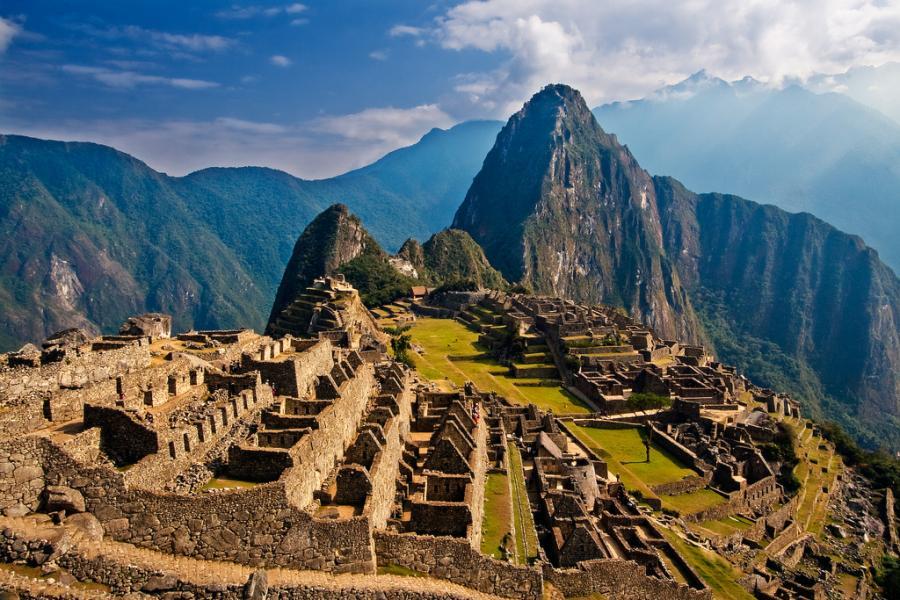Перу OA4O DX Новости Мачу Пикчу