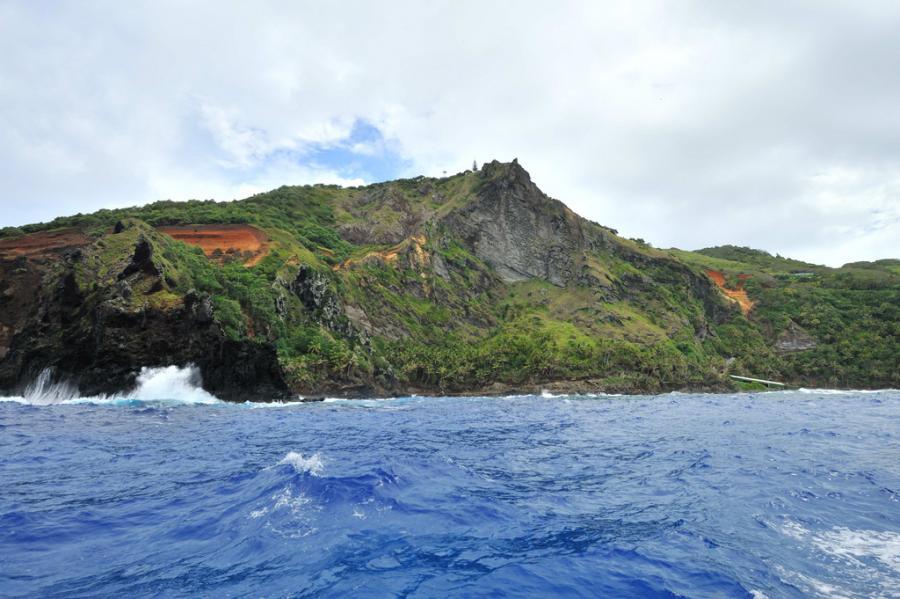 Pitcairn Island VP6EU DX News