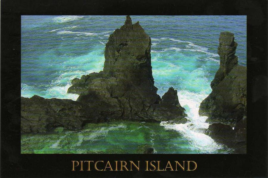 Остров Питкэрн VP6EU