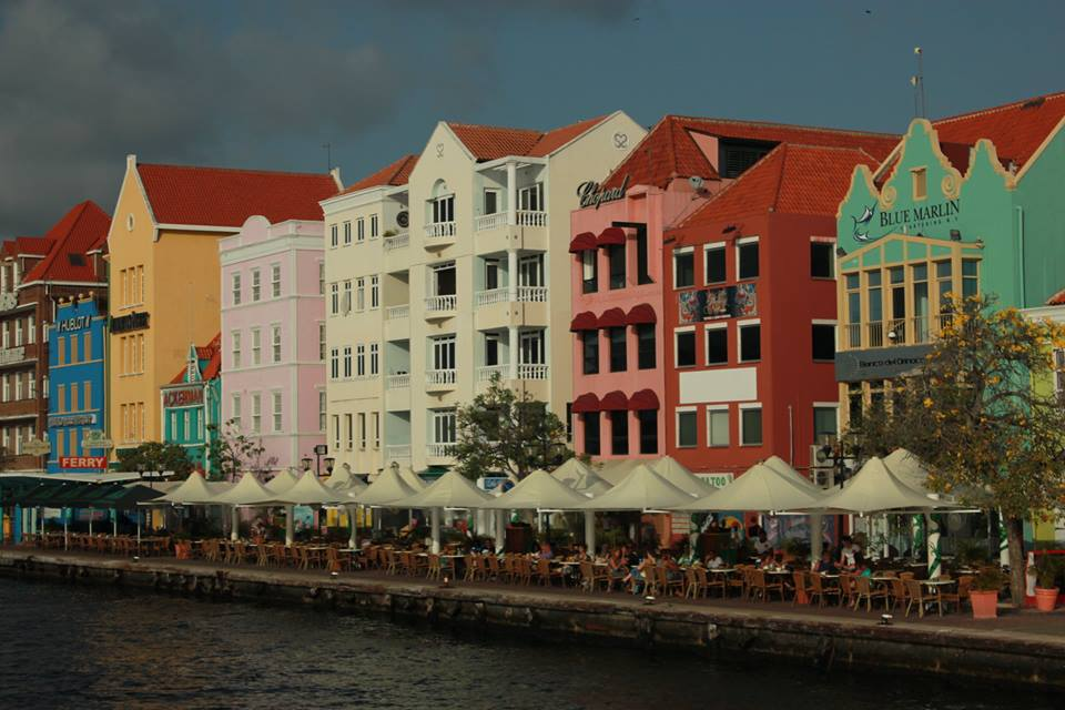 PJ2/PB1HF Curacao Island Tourist attractions spot