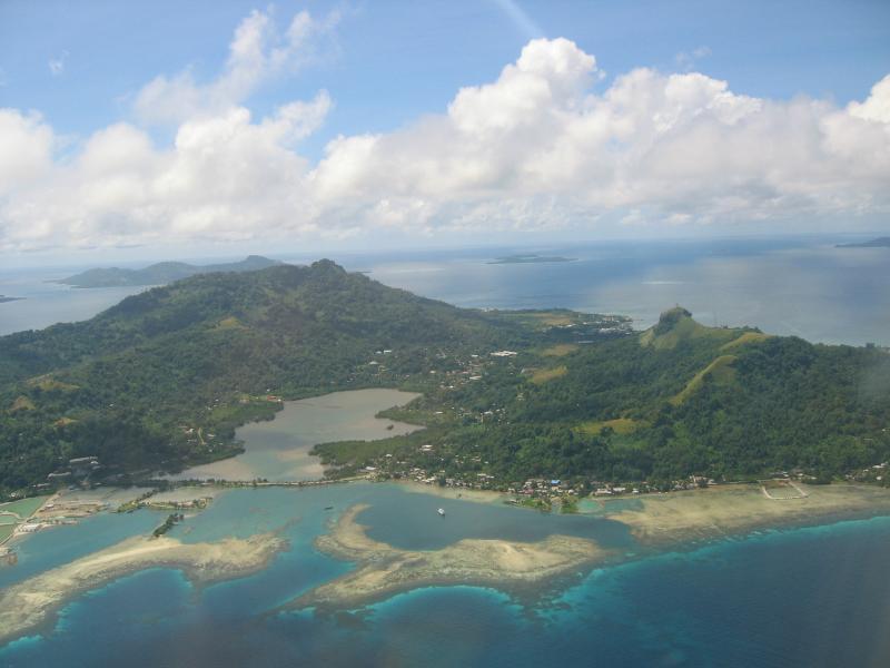 Pohnpei Island V63GJ V63GF V63SS V63YL Tourist attractions spot