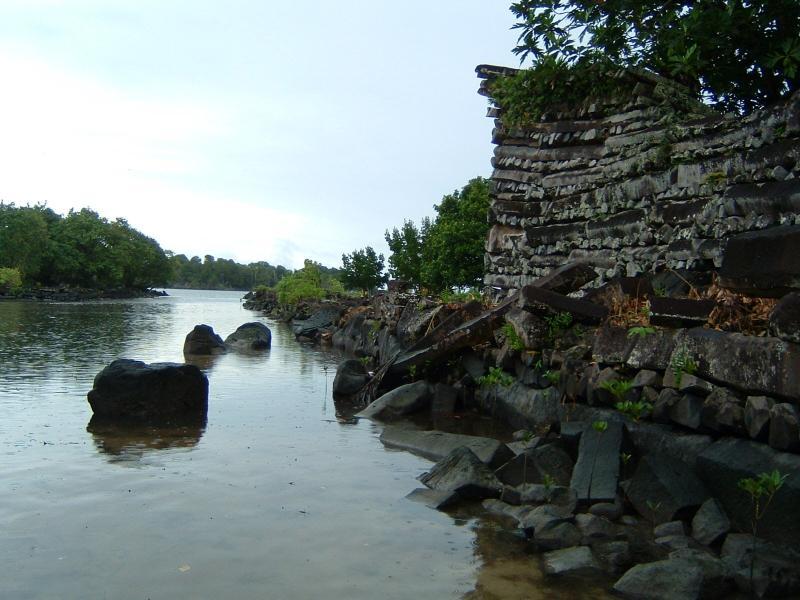 Pohnpei Island V6EME Tourist attractions spot