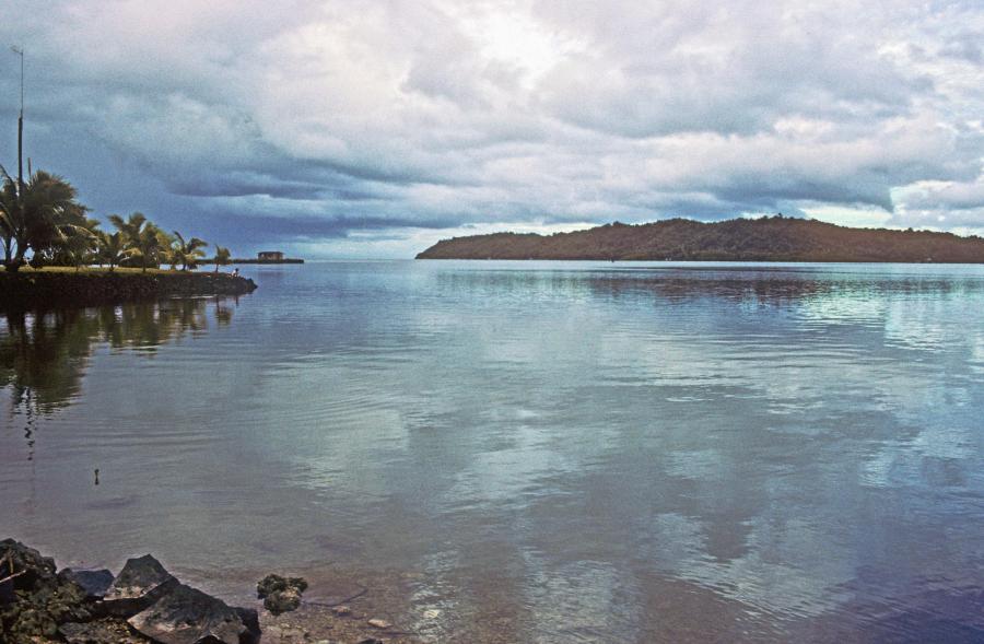 Pohnpei V6EME Lenger Island
