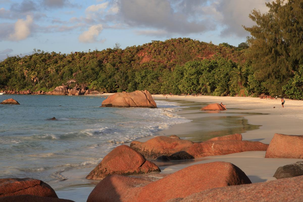 Praslin Island S79NH Tourist attractions spot