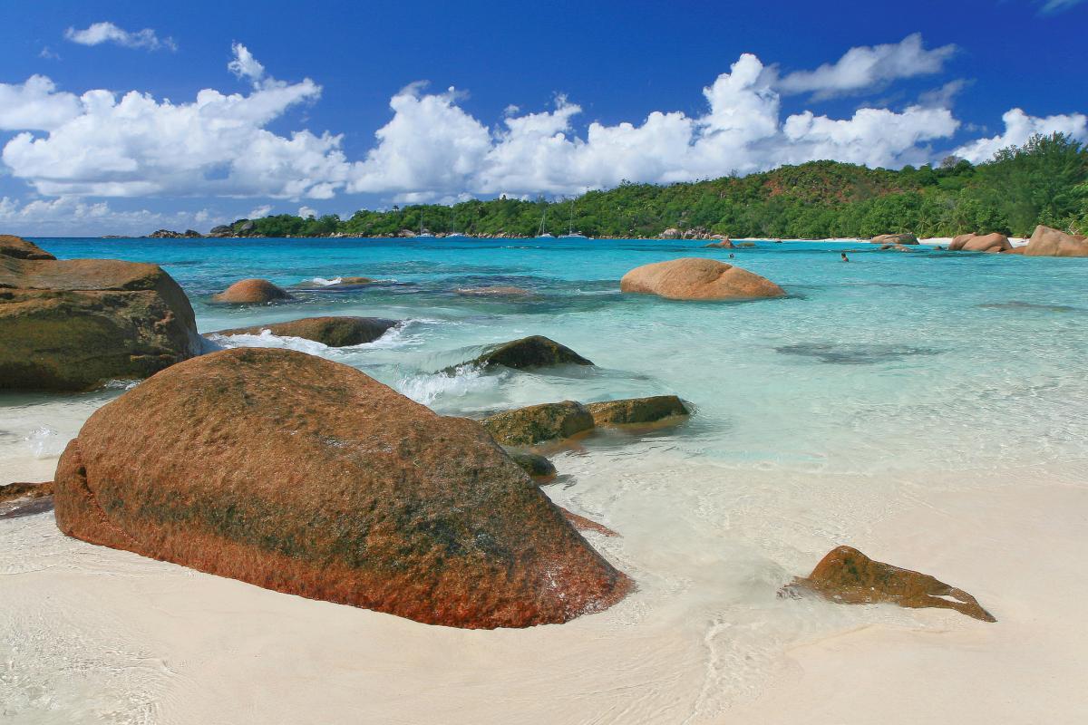 Praslin Island S79NH Seychelles