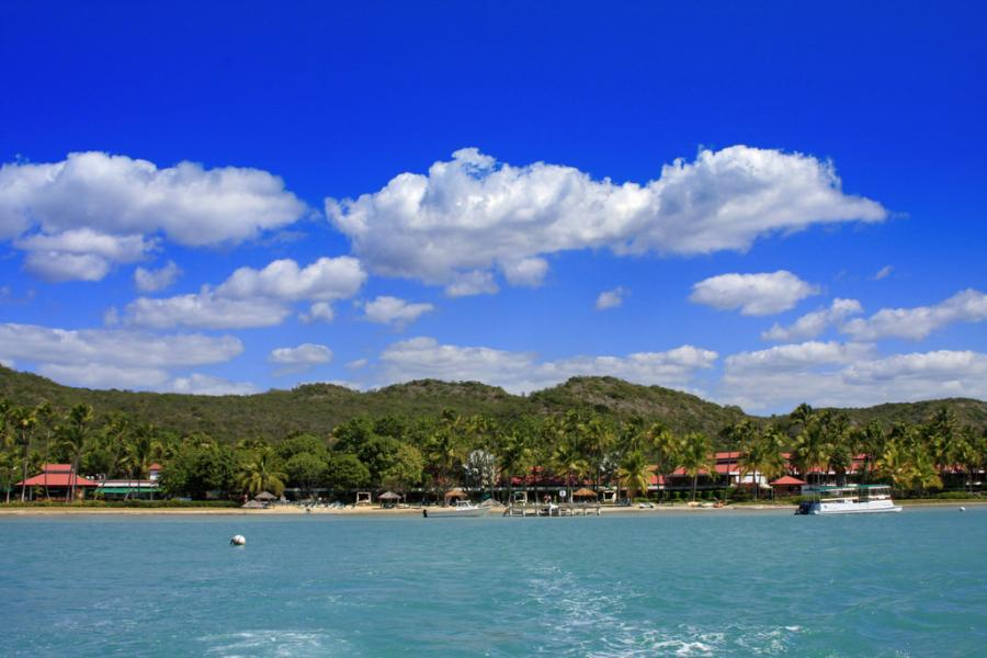 Puerto Rico KP4BD Tourist attractions spot Guanica