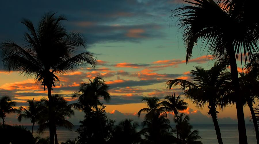 Puerto Rico NP3U DX News Sunset Ponce