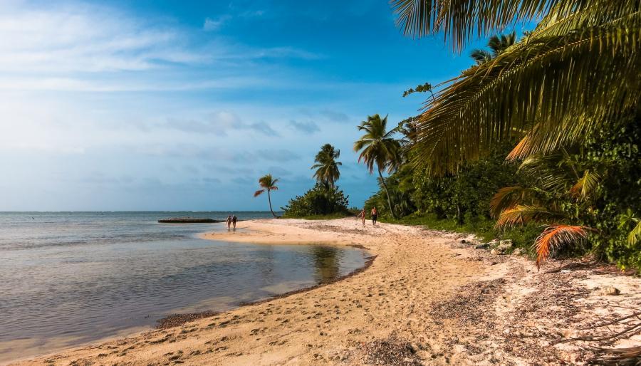 Punta Cana HI7/IU4FMR Dominican Republic