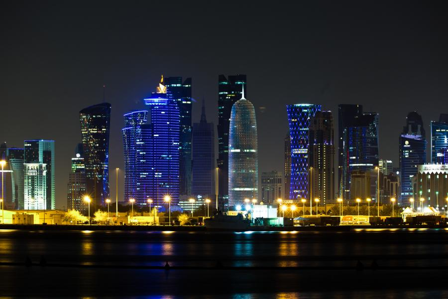 Qatar A7/MW0BRO Tourist attractions spot Doha