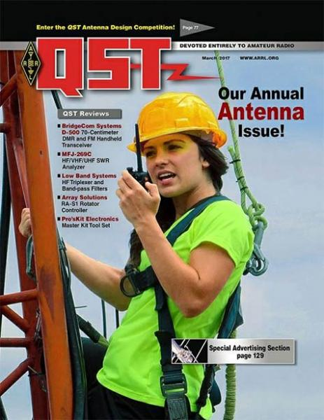 Фотография в радиолюбительском журнале QST может стать причиной гибели школьников