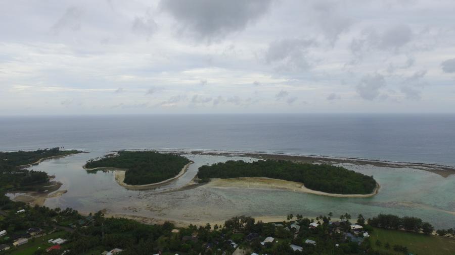 Rarotonga Island OK1DWC E51DWC News 9 April 2017